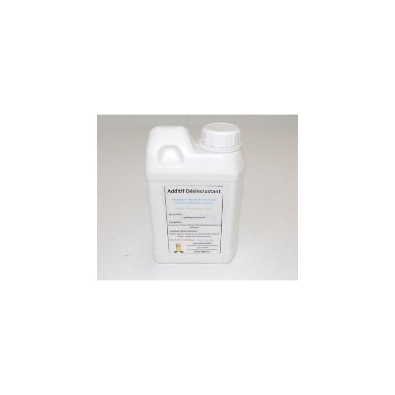 Additif nettoyant liquide 1 Litre
