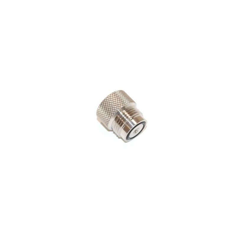 Réducteur de débit DIN Air pour analyse