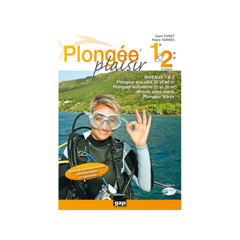 Plongée Plaisir Niveau 1 & 2