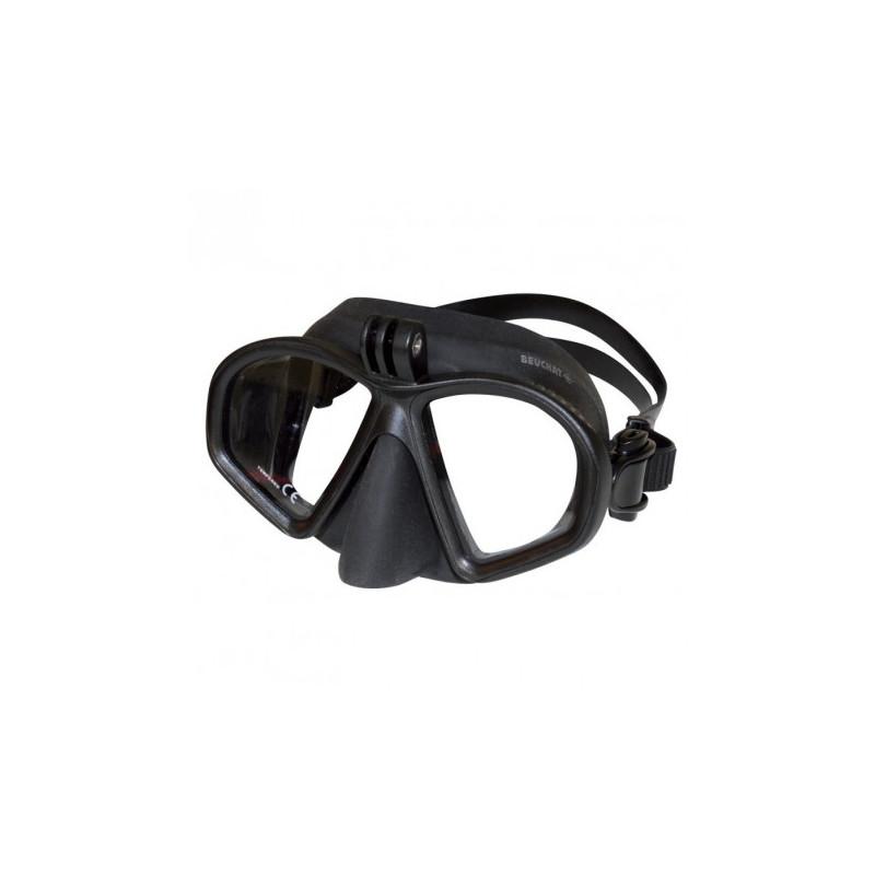 Masque GP1 avec fixation Go Pro Beuchat