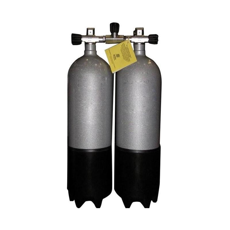bouteille bi 2 x 7 5 litres sans isolation centrale. Black Bedroom Furniture Sets. Home Design Ideas