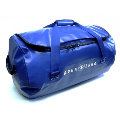 Sac Etanche 85 L Bleu Defense Aqualung
