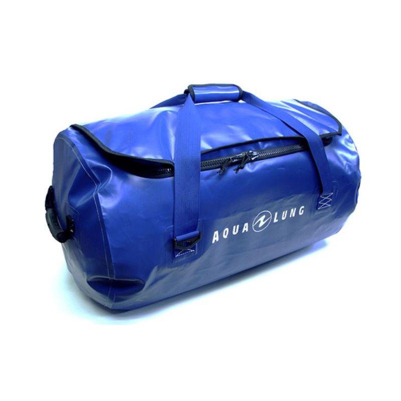 Sac Etanche 85 L Bleu Defense Aqualung