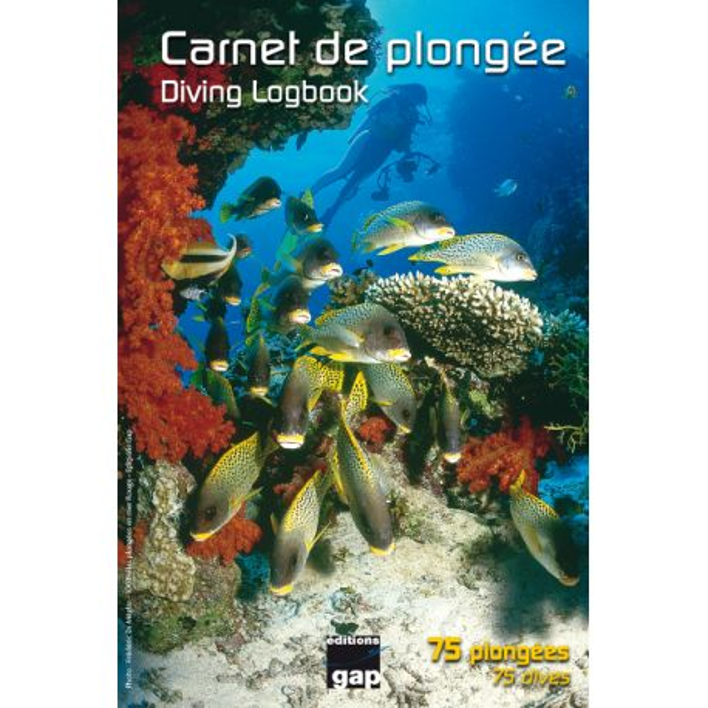 Carnet de Plongée Gap Editions