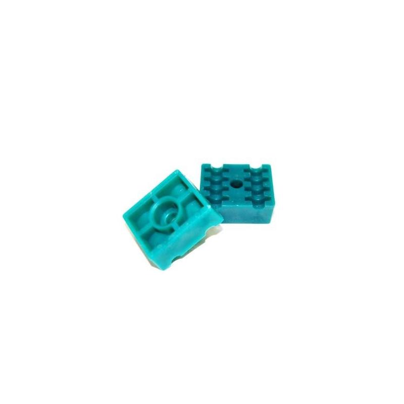Collier Double Ø 6 mm par 10