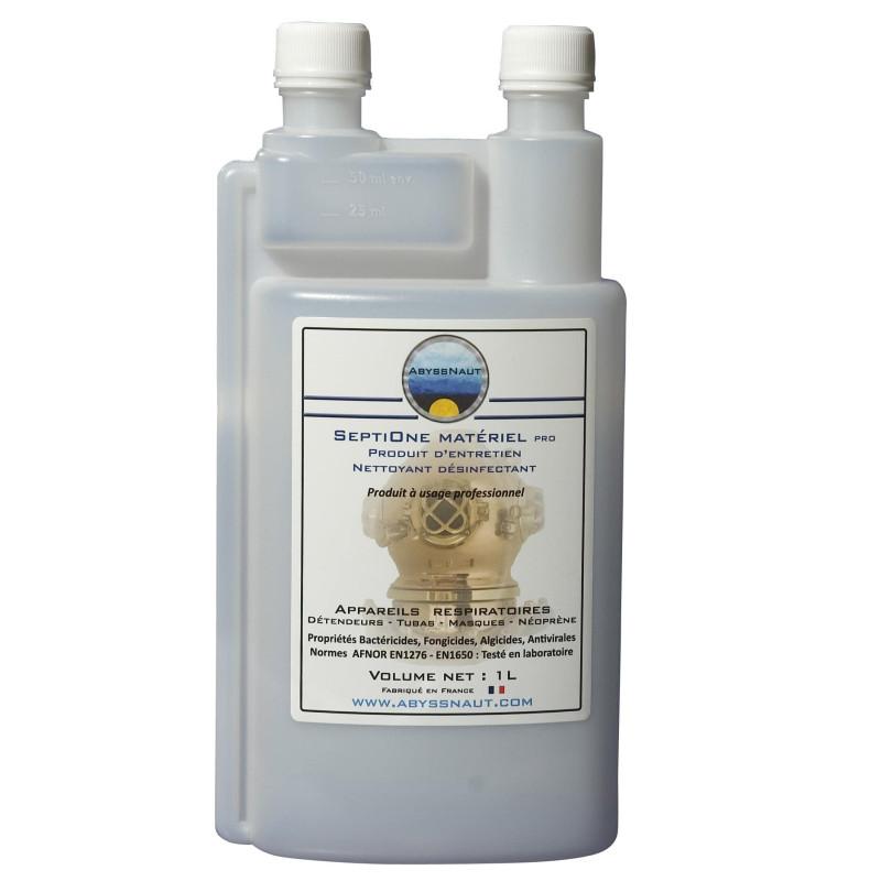 ABYSSNAUT Désinfectant 1L par trempage